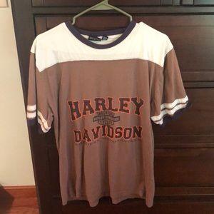Alternative Harley Davidson soft tee Size L